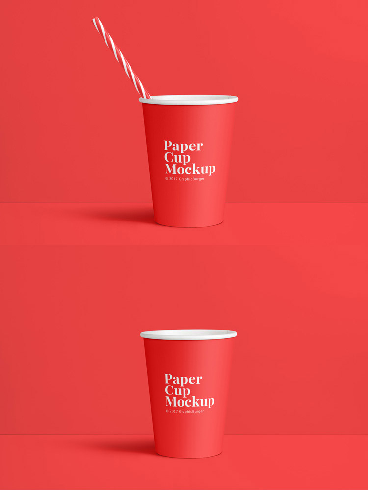 Free Paper Cup Mockup Psd Find The Perfect Creative Mockups