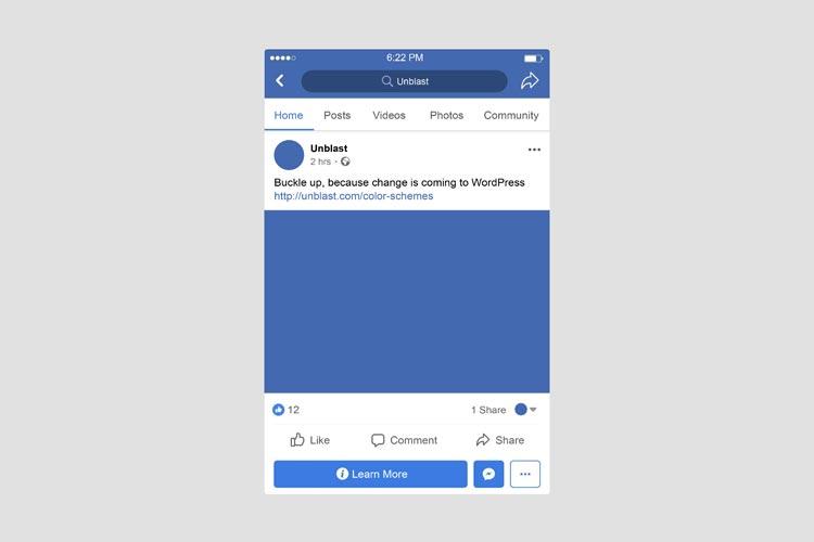 Free Facebook Mobile Post Mockup 2021 Mockups Freebies