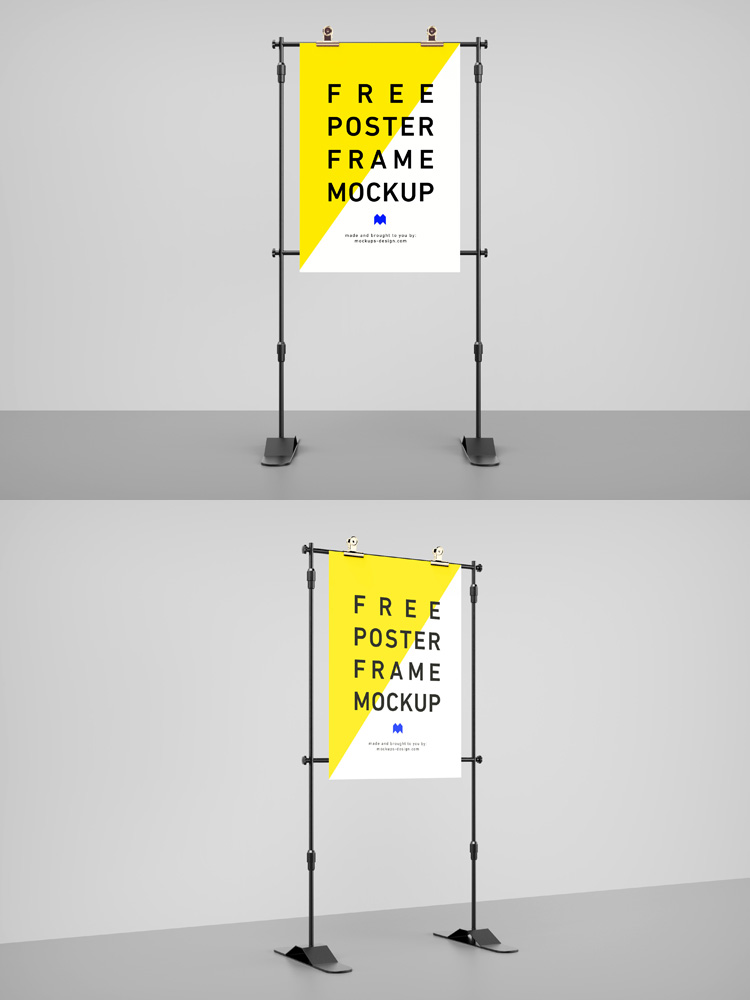 Free Frame Poster Mockup Find The Perfect Creative Mockups