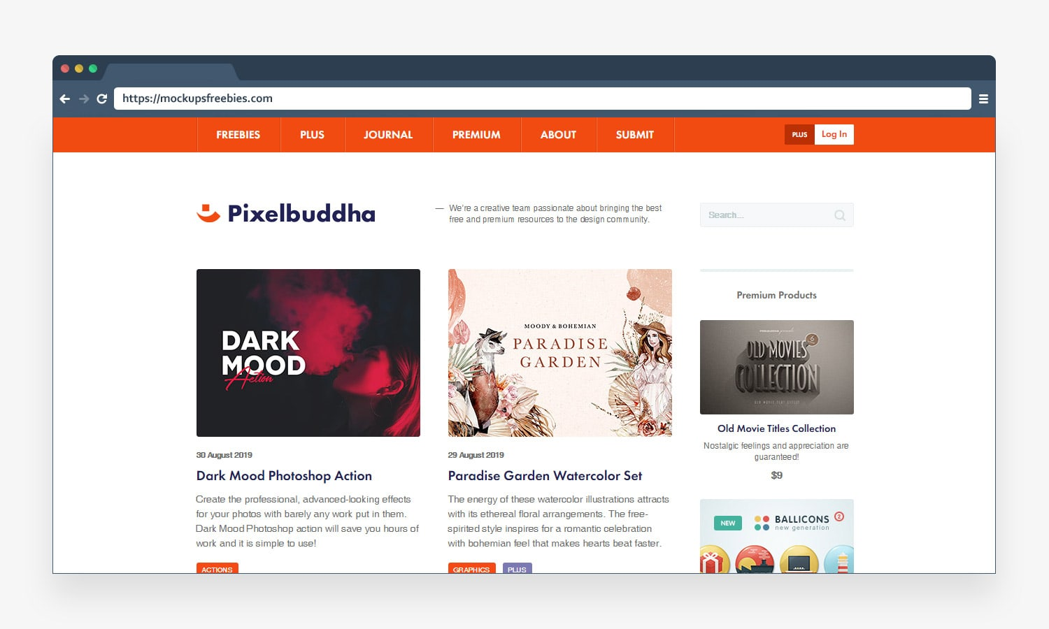 20 Best Free Mockups Websites For Designers Find The Perfect
