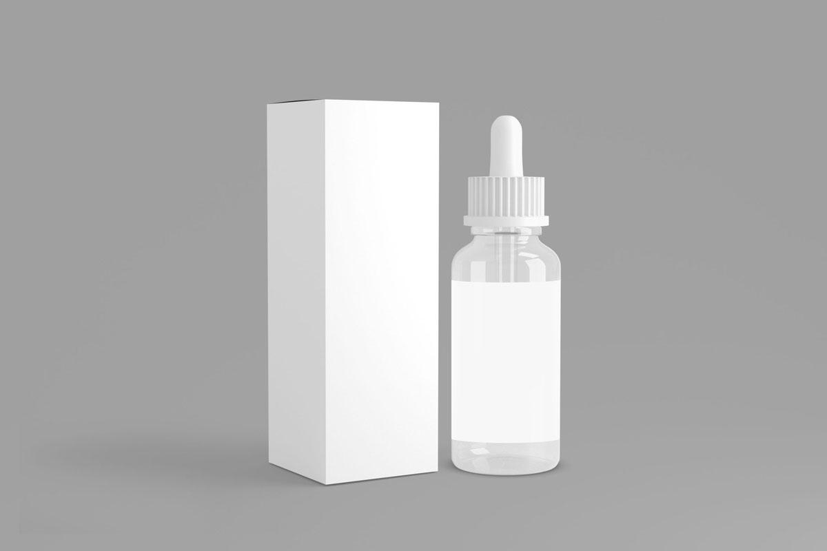 Free Dropper Bottle Mockup Psd 2020 Mockups Freebies